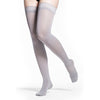 Sigvaris Soft Opaque Women's 15-20 mmHg Thigh High, Mist