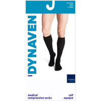 Dynaven Men's 15-20 mmHg Knee High