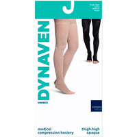 Dynaven 30-40 mmHg OPEN TOE Thigh High