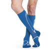 Sigvaris High Tech 15-20 mmHg Knee High, Steel Blue