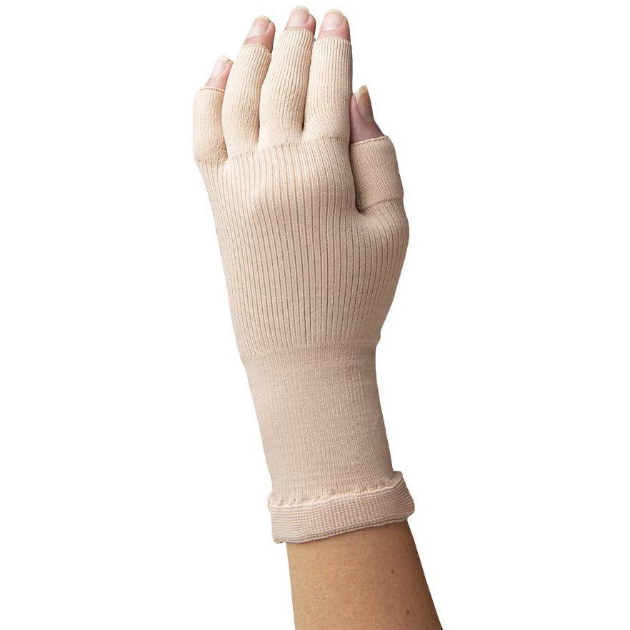 Sigvaris Secure 15-20 mmHg Glove, Beige