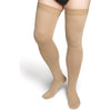Sigvaris Secure Men's 40-50 mmHg Thigh High, Beige