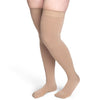 Sigvaris Secure Women's 30-40 mmHg Thigh High, Beige
