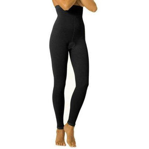 Solidea Active Massage High-Waist Legging 18/21 mmHg, Black