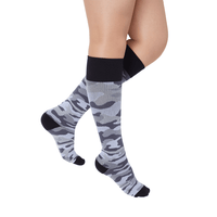 Rejuva Camo 20-30 mmHg Compression Socks
