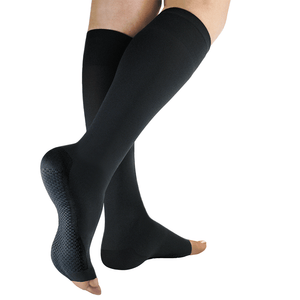 Solidea Relax 25/32 mmHg OPEN TOE Knee High Socks