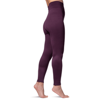 Sigvaris Soft Silhouette Women's 15-20 mmHg Leggings, Mulberry