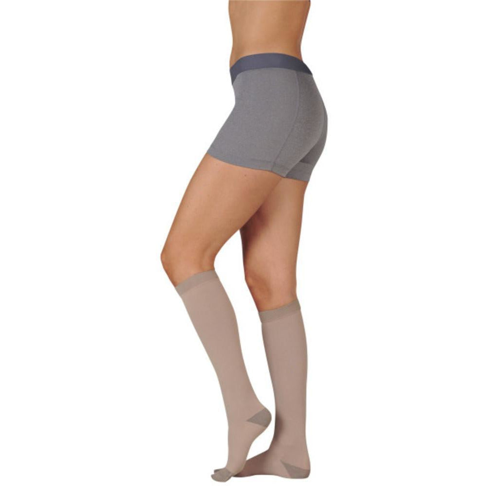 Juzo Soft Silver 30-40 mmHg Knee High