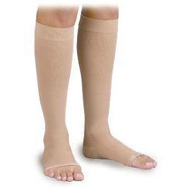 Activa Surgical Weight 30-40 mmHg OPEN TOE Knee High, Beige