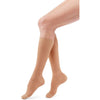 Duomed Transparent Women's 20-30 mmHg Knee High, Nude