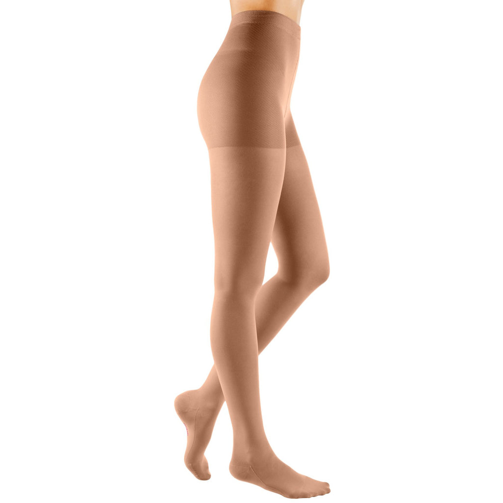 Mediven Comfort 30-40 mmHg Maternity Pantyhose, Natural
