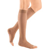 Mediven Sheer & Soft Women's 30-40 mmHg OPEN TOE Knee High, Natural