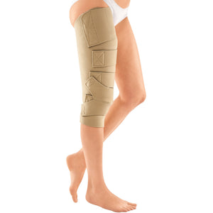 Circaid Juxtafit Essentials Upper Leg w/ Knee