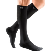 Mediven Active 15-20 mmHg Knee High Socks, Black