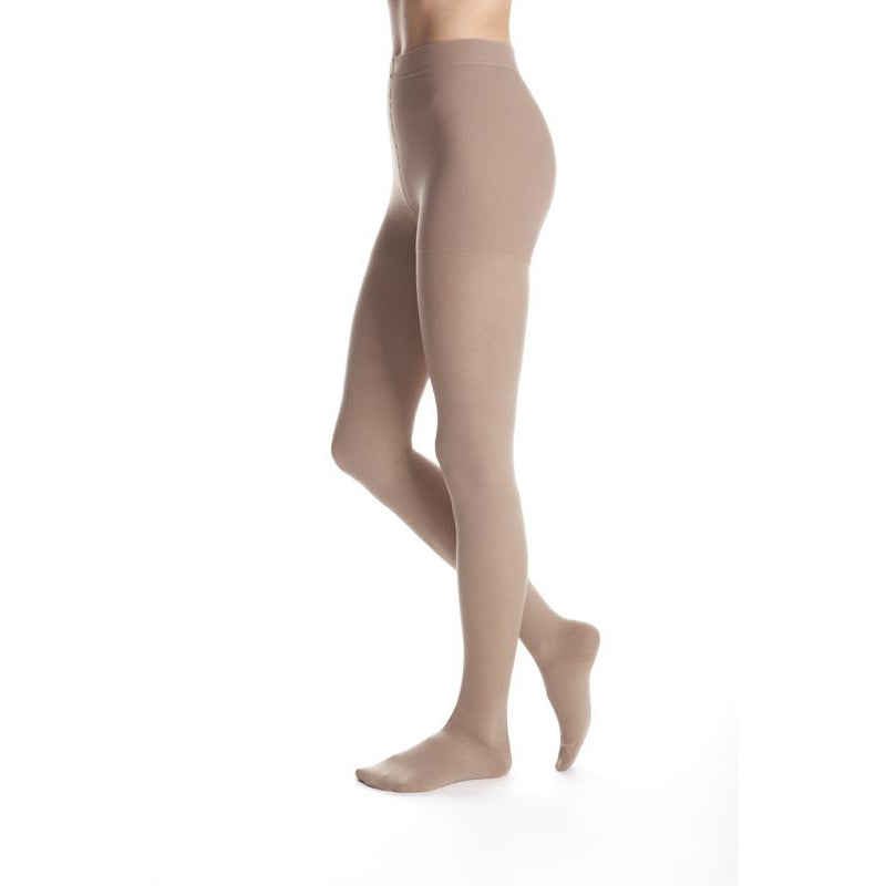 Duomed Advantage 20-30 mmHg Maternity Pantyhose, Beige