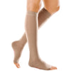 Mediven Forte 30-40 mmHg OPEN TOE Knee High, Extra Wide Calf