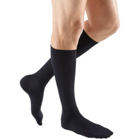 Mediven for Men Select 30-40 mmHg Knee High, Black