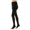 Duomed Advantage 30-40 mmHg OPEN TOE Waist High, Black