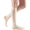 Mediven Sheer & Soft Women's 20-30 mmHg Knee High, Wheat