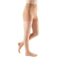 Mediven Sheer & Soft Women's 20-30 mmHg Pantyhose, Toffee