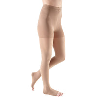 Mediven Comfort 15-20 mmHg OPEN TOE Pantyhose, Natural