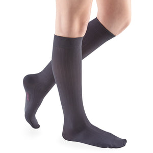Mediven Comfort Vitality Women's 20-30 mmHg Knee High, Charcoal