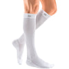 Mediven Active 15-20 mmHg Knee High Socks, White