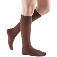 Mediven Comfort 20-30 mmHg Knee High, Chocolate