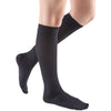 Mediven Comfort Vitality Women's 15-20 mmHg Knee High, Ebony