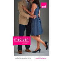 Mediven Comfort 15-20 mmHg OPEN TOE Knee High