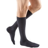 Mediven for Men Select 30-40 mmHg Knee High, Grey