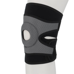 Actifi SportMesh II Adjustable Knee Support Wrap w/ Stabilizer Pad, Main