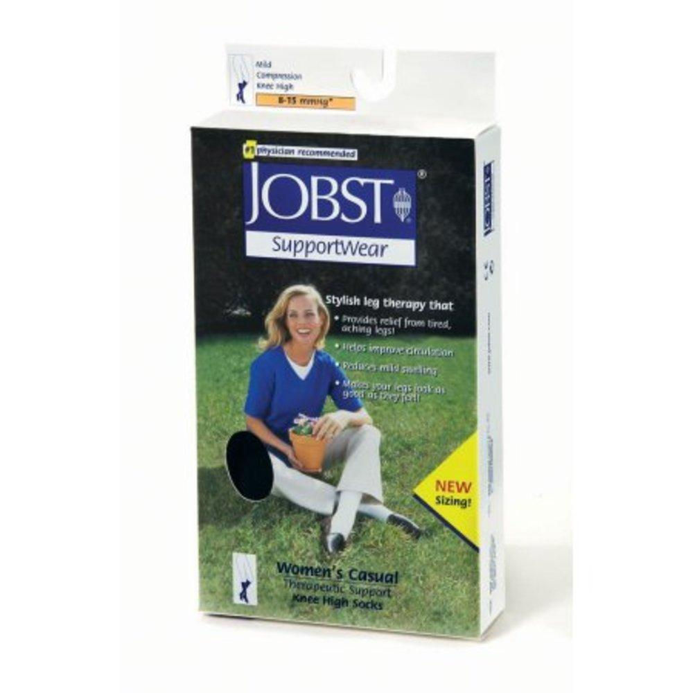 Jobst Women's Casual 8-15 mmHg Knee High