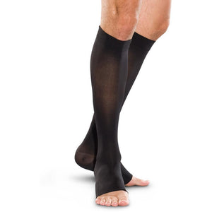 Therafirm 20-30 mmHg OPEN TOE Knee High