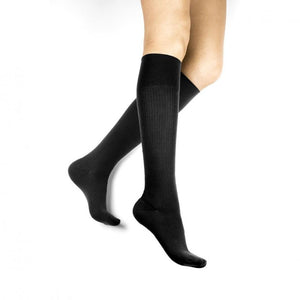 Rejuva Solid 15-20 mmHg Compression Socks