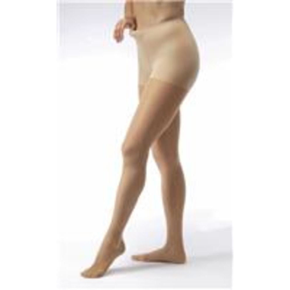 Jobst UltraSheer Women's 8-15 mmHg Waist High