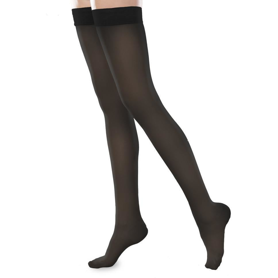 Therafirm Sheer Ease Women's 30-40 mmHg Thigh High