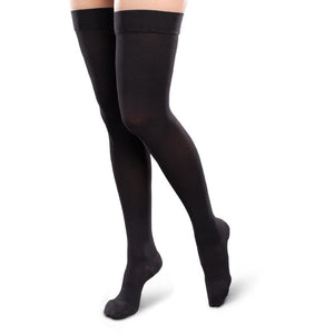 Therafirm Ease Opaque Women's 20-30mmHg Thigh High