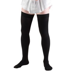 Truform Men's Dress 20-30 mmHg Thigh High