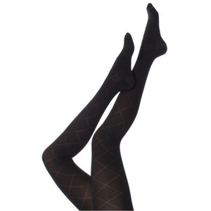 Rejuva Opaque Diamond 15-20 mmHg Pantyhose