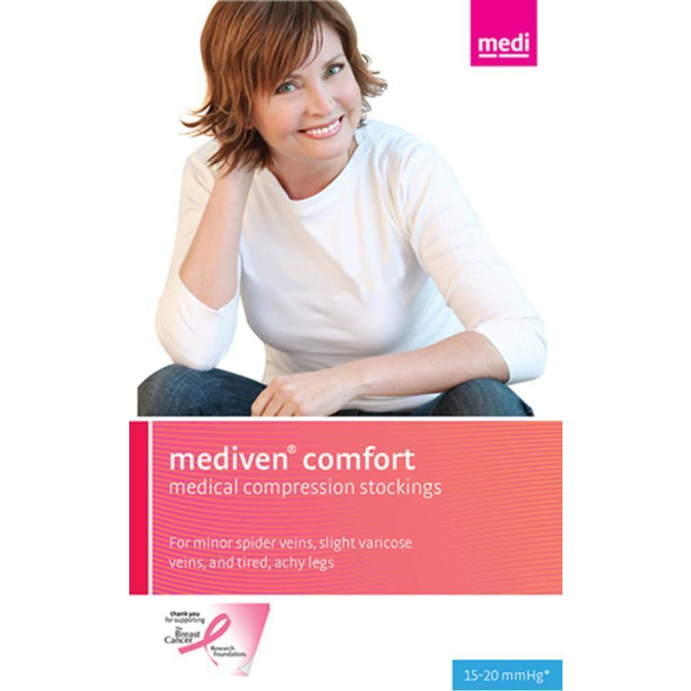 Mediven Comfort 15-20 mmHg Maternity Pantyhose
