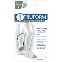 Truform Anti-Embolism OPEN-TOE Thigh High