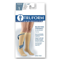 Truform 15-20 mmHg Knee High