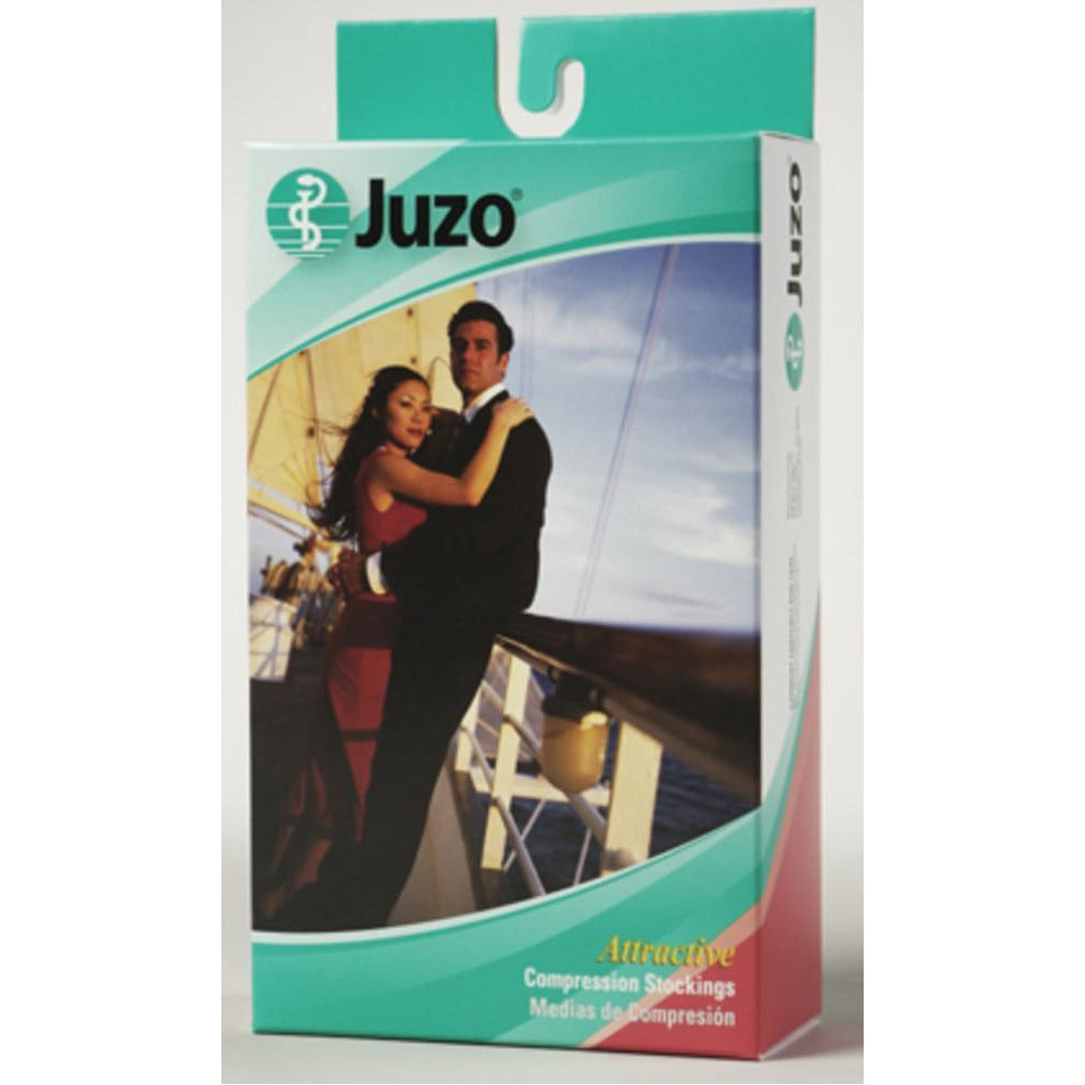 Juzo Hostess 20-30 mmHg Thigh High w/ Silicone Top Band