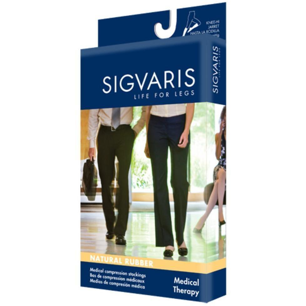 Sigvaris Natural Rubber 30-40 mmHg Armsleeve w/ Gauntlet