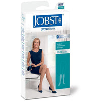 Jobst UltraSheer Women's 20-30 mmHg Knee High