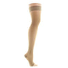 Venosan VenoSheer 30-40 mmHg OPEN TOE Thigh High w/ Silicone Top Band