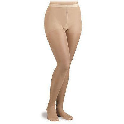 Activa Sheer Therapy Women's 15-20 mmHg Pantyhose w/ Control Top, Nude