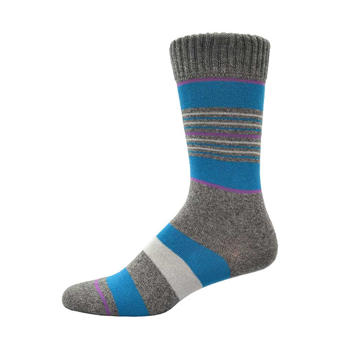Simcan COLORS Bric Brac Crew Socks