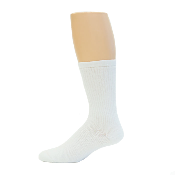 Actifi Truly Soft 8-15 mmHg Diabetic Crew Socks